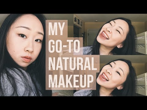 My Go-To Natural Makeup   Shannon Thao