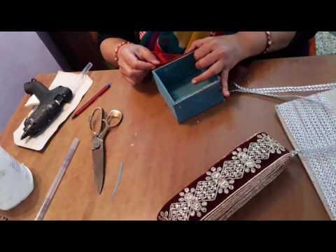 [TUT] How to make decorative box potli !