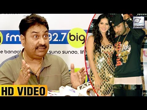 Singer Kumar Sanu Lashes Out At New Songs, Slams Honey Singh's Chaar Botal Vodka | LehrenTV