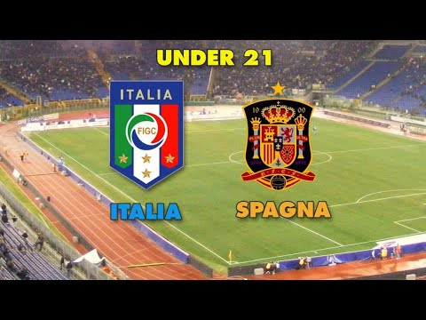 Italia 3 - 1 Spagna Highlights Europei Under 21