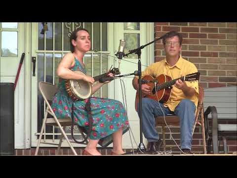 Sarah Wood - Hard For To Love - Jim's Birthday Old Time Jam