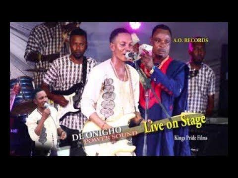 DE ONIGHO LIVE ON STAGE FT OLITA [ LATEST BENIN MUSIC 2017 ]