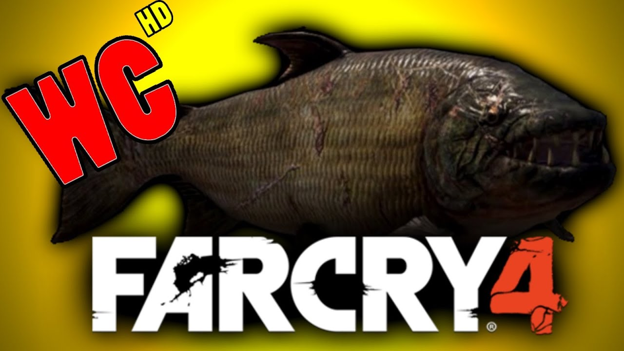 farcry 4 how to farm demon fish