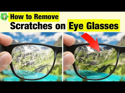 👓Today I Will Teach You How To Remove Those Scratches.100% checked