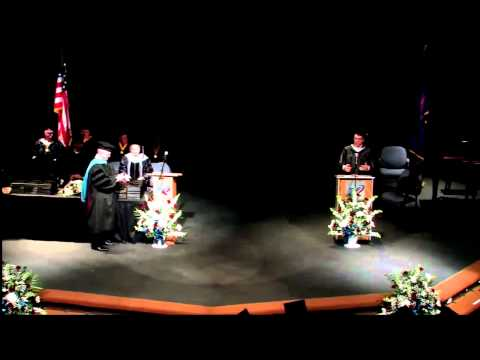 Kirtland Community College Commencement 2014