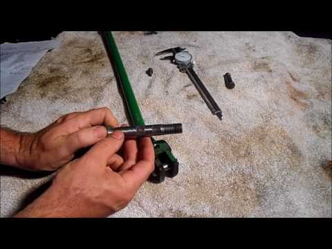 1943 John Deere Clutch Lever Pivot Pin Bushing Repair