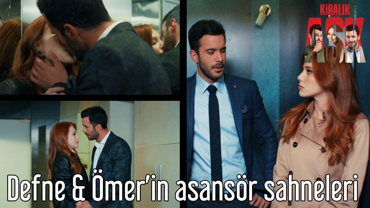 Defne & Ömer'in Asansör Sahneleri