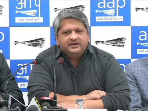 Aap Press brief on demonetisation's impact on economy and businesses