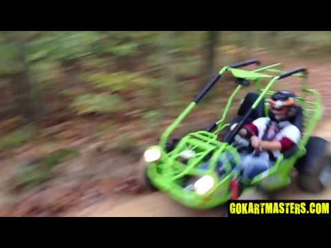 Repeat TrailMaster 150 | Won't Shift | GoKartMasters com by