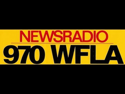 "WFLA 970 Tampa - Bob ""Mad Dog"" Lassiter - 1987 (1/2)"