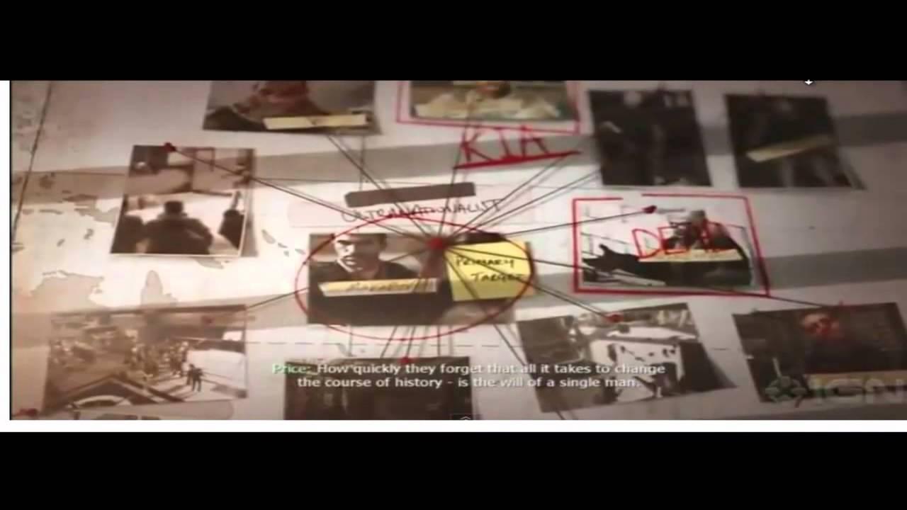 Kravchenko in Modern Warfare 3?! Possible Easter Egg?! - YouTube