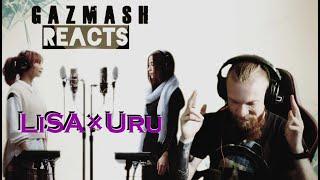 Download Metal Singer Reacts - LiSA×Uru - Saikai Reaction
