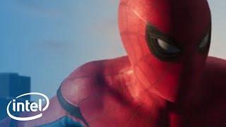 """Spider-Man: Homecoming"" VR Creative Process | Intel"