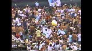 Tortilla War @ Grateful Dead show Las Vegas 5 21 95 Sam Boyd Silver Bowl