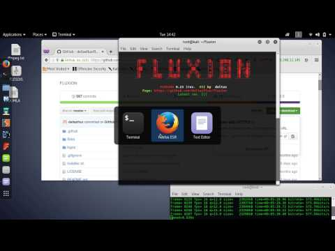 Install Fluxion Kali Linux 2016.2 - Wireless Evil Twin AP