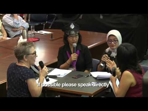Language & the Law II – Conference Darwin 28 30 August 2015. Indonesian Police Interview Role Play