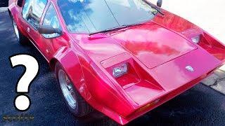 The Coolest Car You've Never Seen - 1977 Volkswagen Kit Car in Australia - with Scotty Kilmer thumbnail