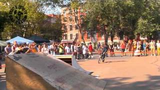 BMX Street Course Highlights: King Of New York
