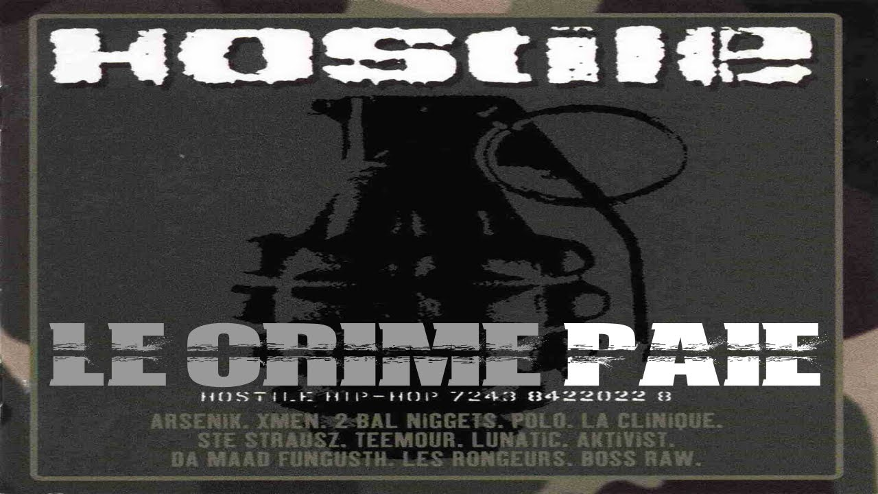 lunatic album le crime paie