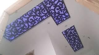 Faux plafond avec forex