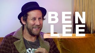Ben Lee carries a tab of LSD around his neck YouTube Videos