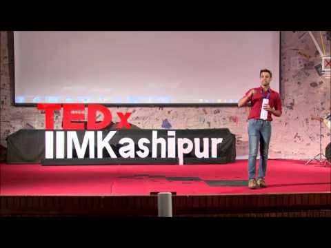 How an IIT graduate chose to become a successful short film maker | Sameer Mishra | TEDxIIMKashipur