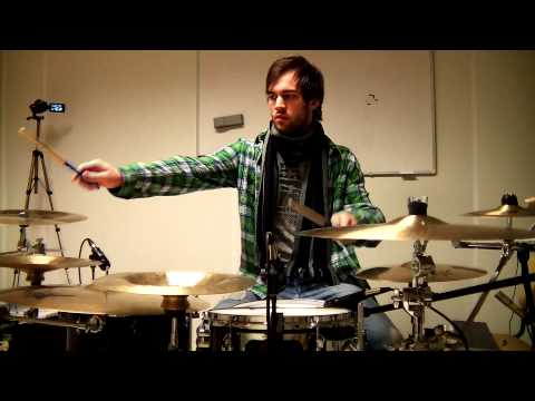 30 Seconds To Mars - Kings and Queens [Drum Cover]