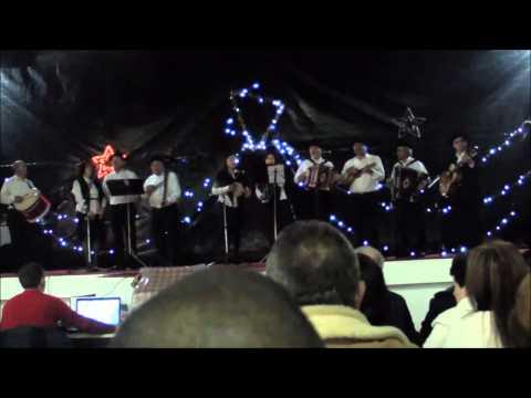 A Ronda de Aguiar, foi a Mujães-Viana do Castelo, cantar as Janeiras