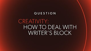 Writers Block And How To Deal With It @ www.OfficialVideos.Net