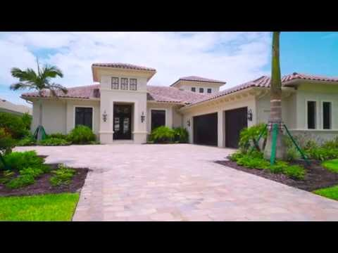 Mediterra: New Luxury Homes Naples, The Isabella Two-Story SER13