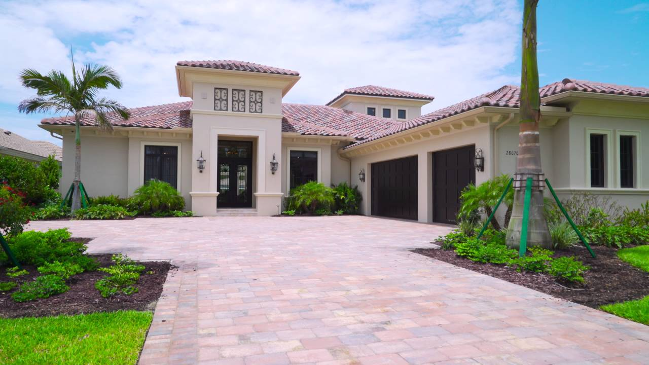 Mediterra: New Luxury Homes Naples, The Isabella Two Story SER13