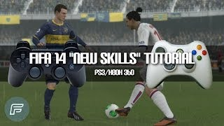 "FIFA 14 ""New Skills"" Tutorial (PS3/Xbox 360)"
