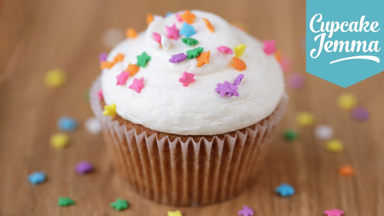How To Make A Simple Cup Cake