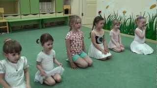 Танец Буги-Вуги в исполнении Капитошек