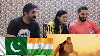 SAAHO TEASER | Prabhas, Shraddha Kapoor | PAKISTAN REACTION