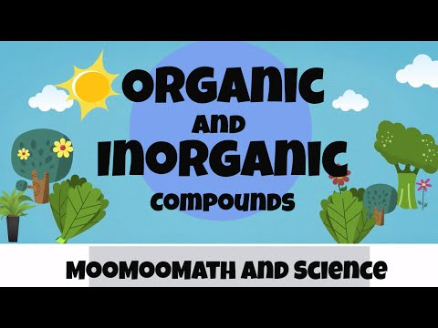 Difference between Organic and Inorganic Compounds