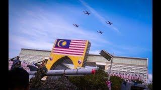 Merdeka celebration 2018, Putrajaya   Malaysia national day parade