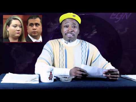 George Zimmerman Hitting White Women | Eddie Griffin News #14