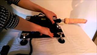 MitraFucking - Sex Machine - SexePanel