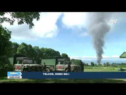 Telcos, hindi magpapairal ng signal shutdown sa Mindanao