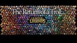 League of Trolls, Time to Troll  !!!!