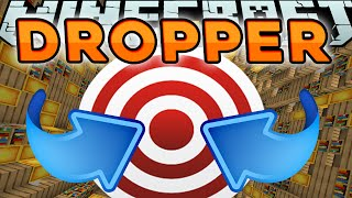 Minecraft - THE DROPPER - SIMPLU w/ iRaphahell !