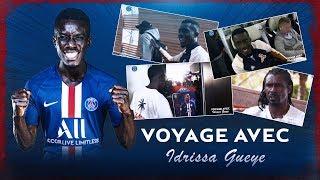 VIDEO: VOYAGE AVEC IDRISSA GUEYE