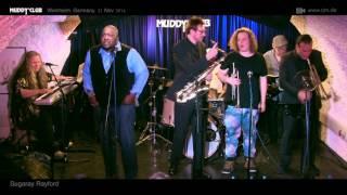 Sugaray Rayford - Muddys Club Weinheim