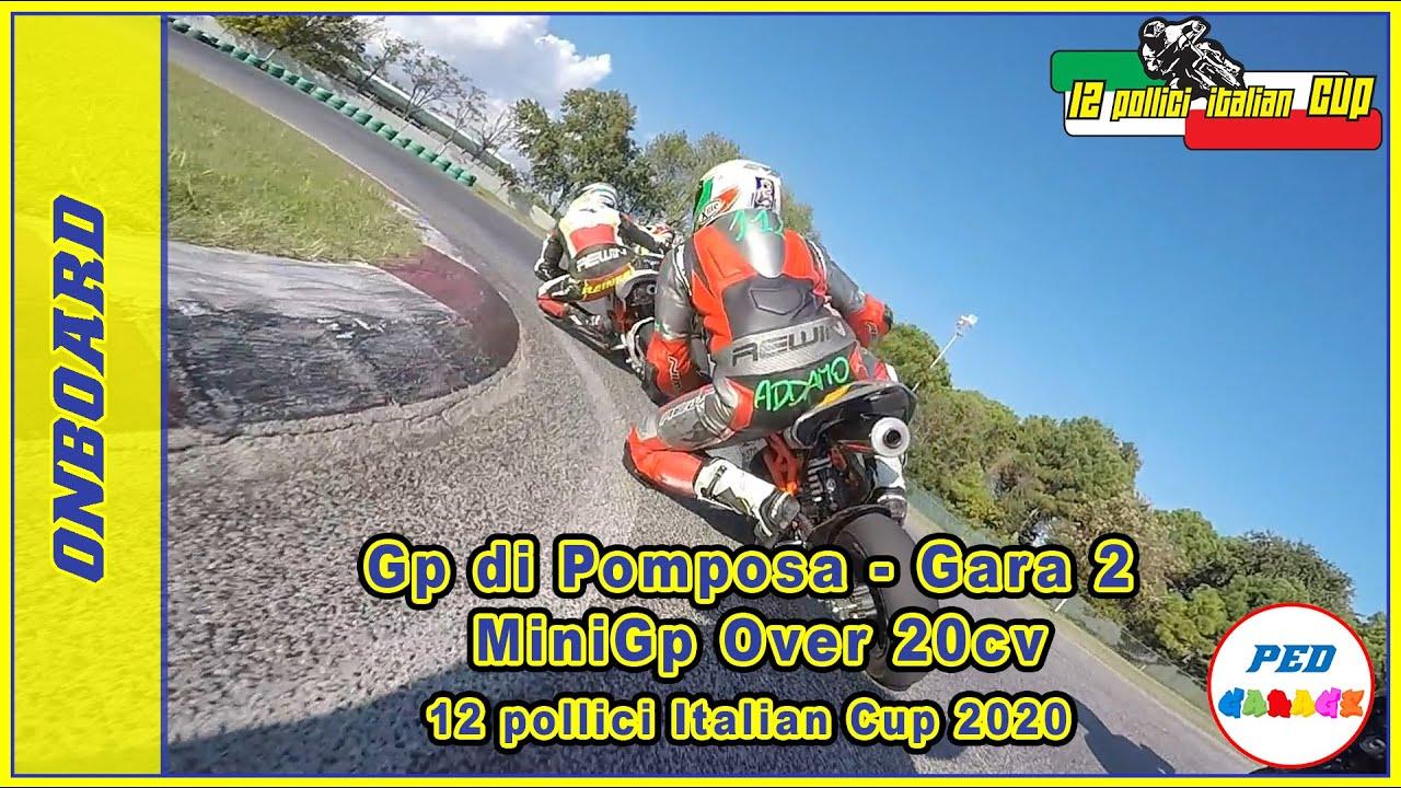 Caos Campionati 2021! - Ohvale Coppa Italia - CNV - 12 Pollici Italian Cup  - YouTube