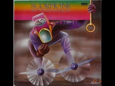 Album - Fly To The Rainbow (1974)  - Scorpions