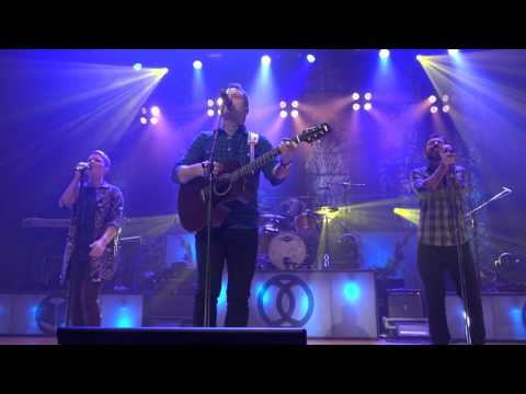 Brandon Heath w/ Third Day & Harvest Parker Live In 4K: No Turning Back  (SLC - 10/10/15)