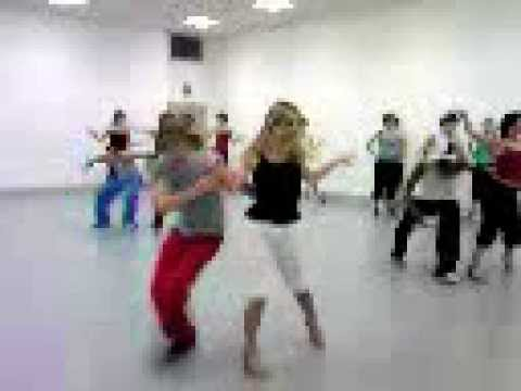 Latino Partner Dancing - Catherine Laine