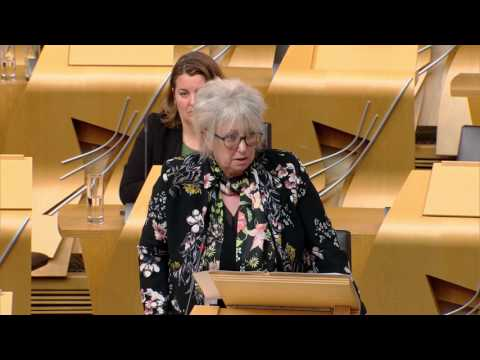 Stink Pits Stink - Scottish Parliament: 15 June 2017