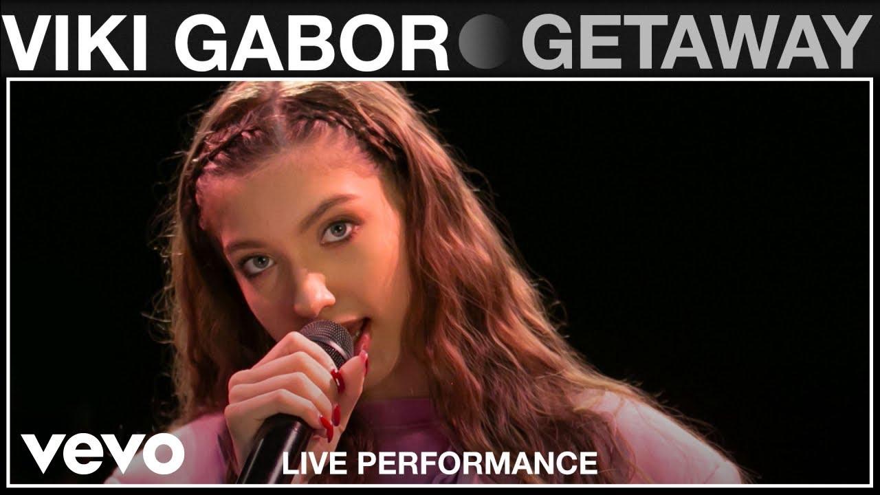Download Viki Gabor - Getaway - Live Performance | Vevo